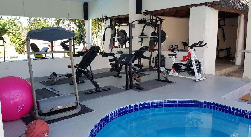 fitness centrum Gardens Lodge