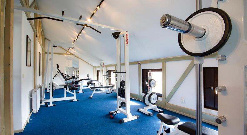 Fitness center Hotel Srebrnac
