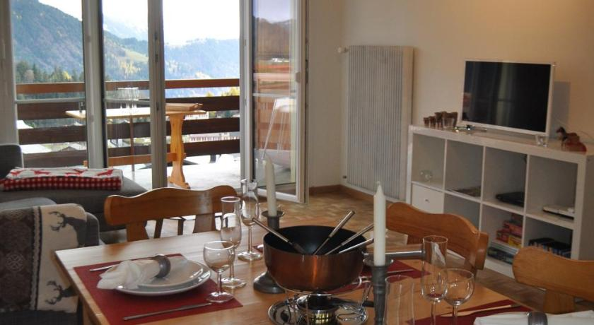 Apartment Leysin - Swiss Alps