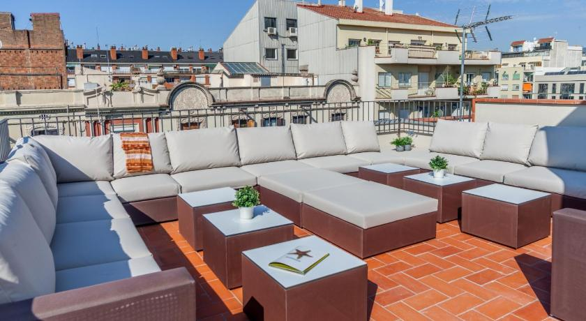 Apartment Suite Deluxe - Balcony/terrace Aparteasy - Family deluxe, kids pool