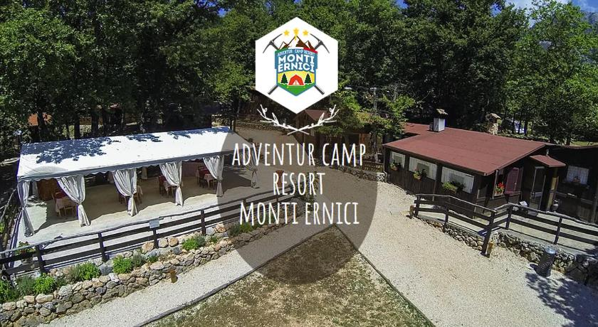 اكتشف Adventur Camp Resort Monti Ernici
