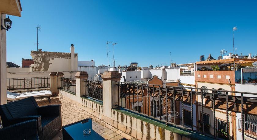 At Apartamentos & Vtv Conde De Torrejón 10-11894499