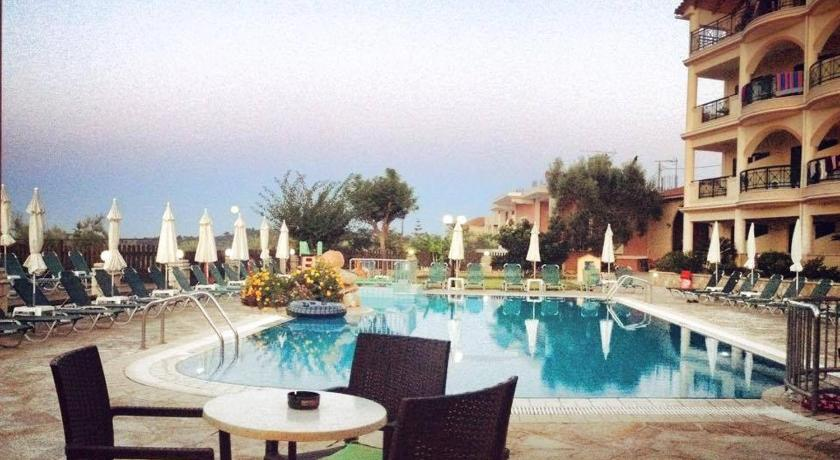 Ariadne Apartments Hotel Planos 30 Tsilivi