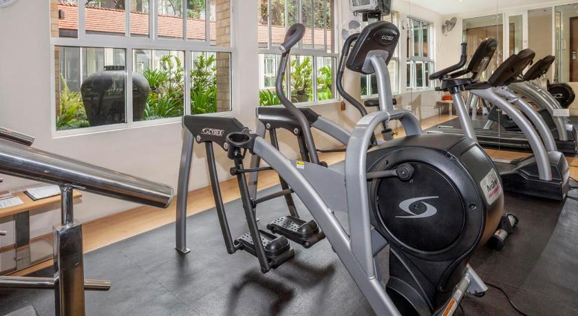 Fitnesscenter Town Lodge Upperhill