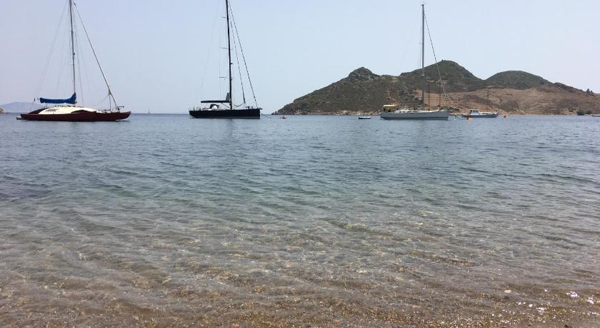 Beach Patmos Villas