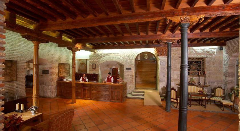 boutique hotels in castile and leon  289
