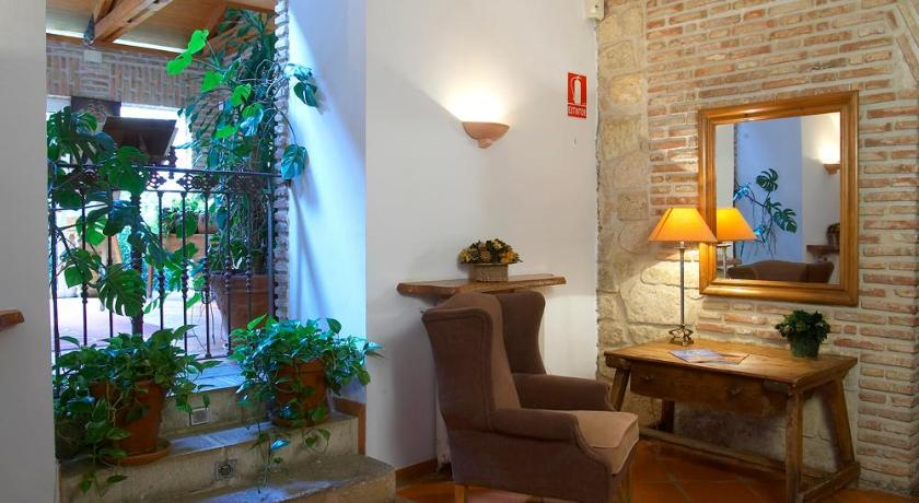 boutique hotels in castile and leon  282
