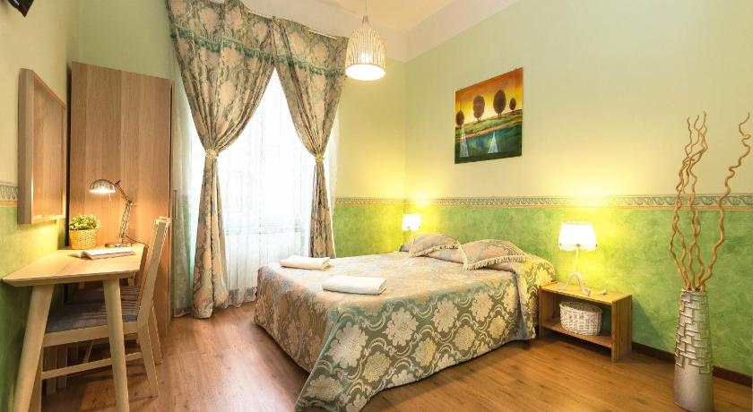 Holiday Sunny Roma B&B | Book online | Bed & Breakfast Europe