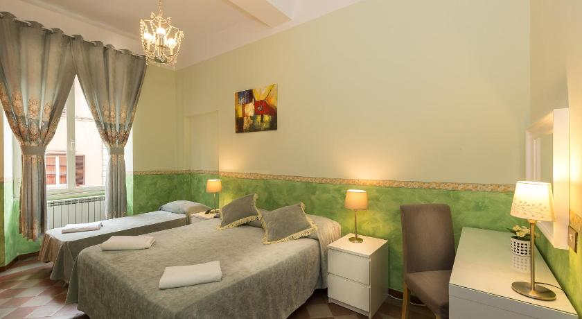 Holiday Sunny Roma B&B in Rome - Room Deals, Photos & Reviews