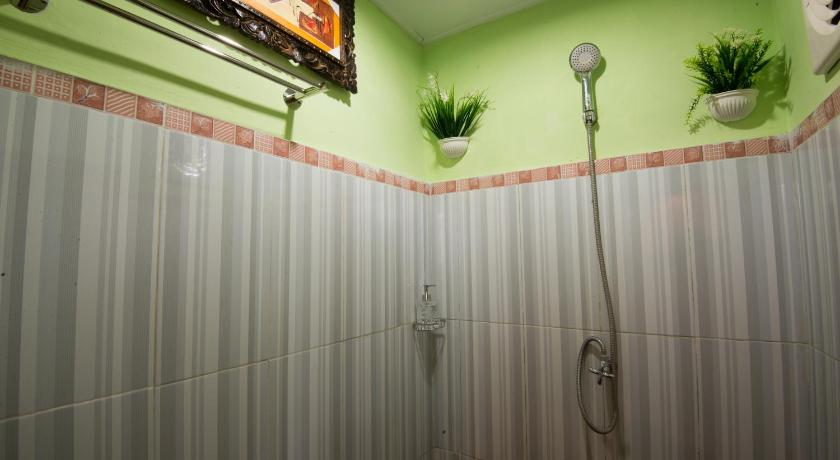 Badezimmer Radha Home Stay