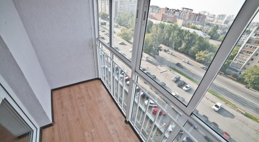 Apartment with Balcony - View Apartments Marin Dom Na Schorsa 103