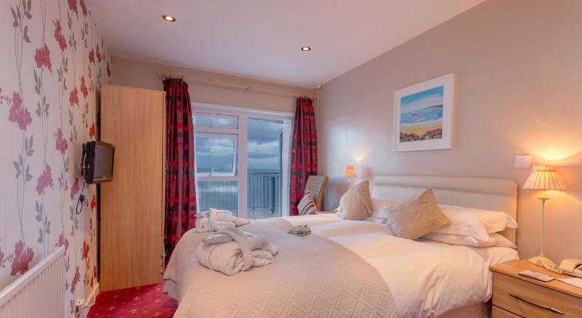 Double Room with Sea View - View Fieldhead Hotel & Horizons Restaurant