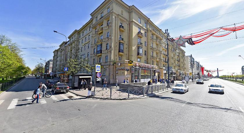Intrare Apartment On Moskovsky 216