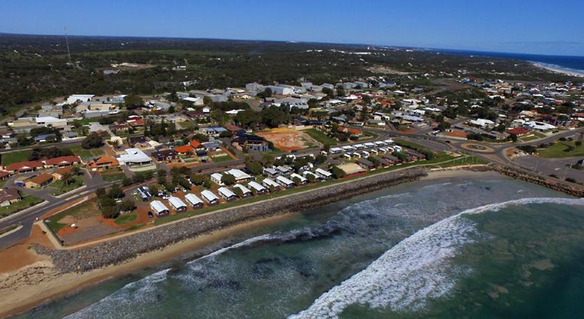 Strand BIG4 Dongara Denison Beach Holiday Park
