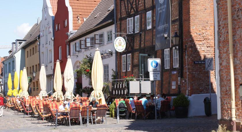 Ferienwohnung Strandgut In Der Altstadt ABC Str