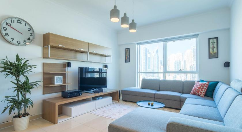 Best Price on Modern & Bright 1BR in JLT - Marina view in Dubai + ...