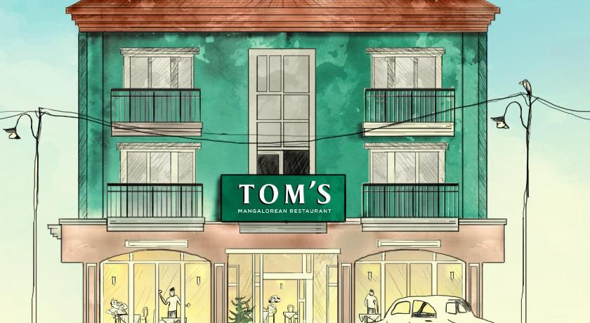 Mais sobre Tom's Hotel