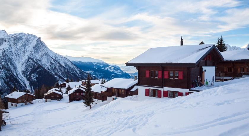 Apartment with Mountain View - View Chalet Gerbera