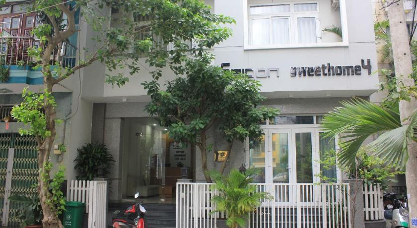 Ulaz Saigon Sweethome Truong Dinh Apartment 3