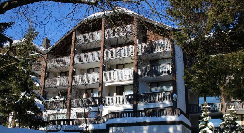 Вижте всички20снимки Appartement Winterberg, Kapperundweg 4, Appartement 34