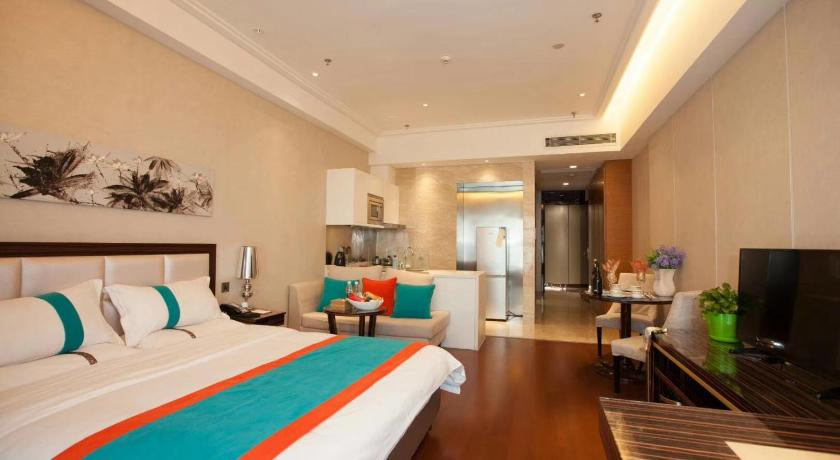 Shenyang Aima Theme Apartment