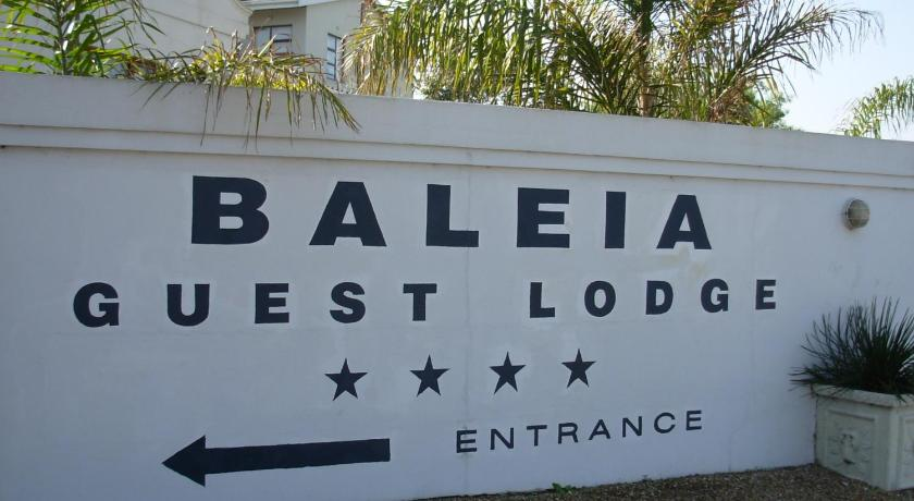 Baleia Guest Lodge