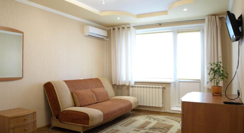 Standard Apartment - Esenina 50 street - חדר שינה Comfort Apartments - all rooms