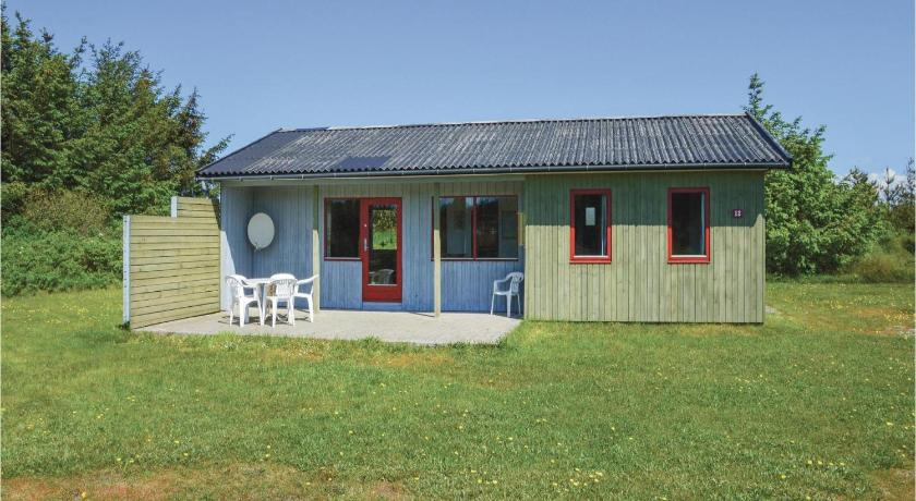 Three-Bedroom House Holiday home Lyngdraget Ringkøbing III
