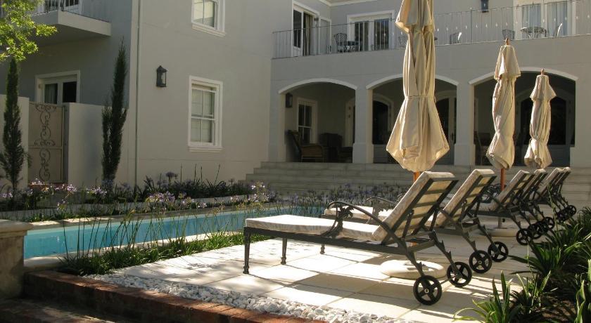Maison d'Ail Guest House 77 Reservoir Street Franschhoek