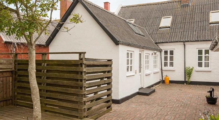 Three-Bedroom Holiday home in Vestervig 5