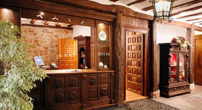 habitaciones con cama dosel en La Rioja  Imagen 50