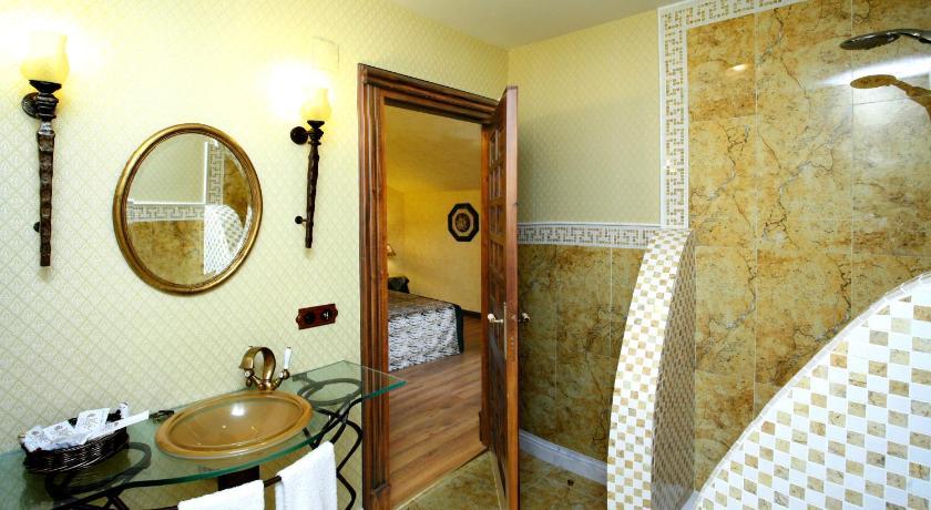 habitaciones con cama dosel en La Rioja  Imagen 38