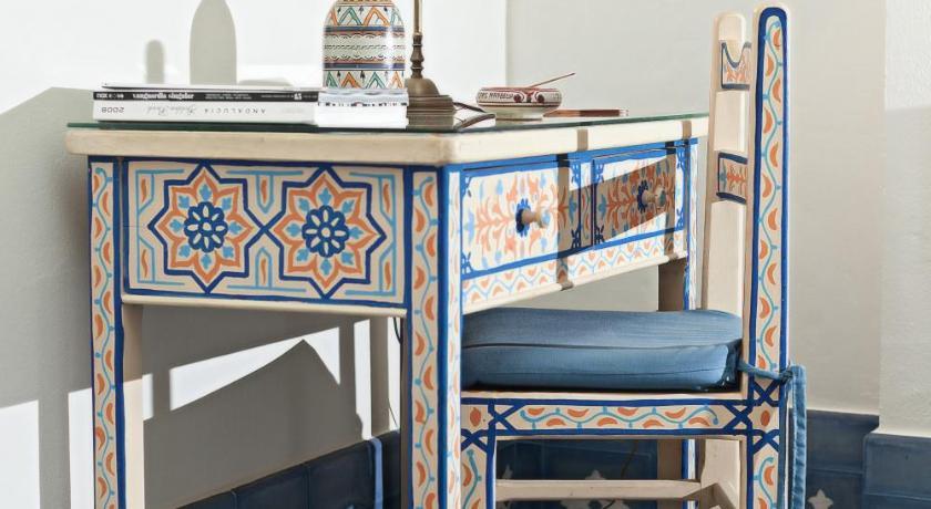habitaciones con cama dosel en Sevilla  Imagen 6