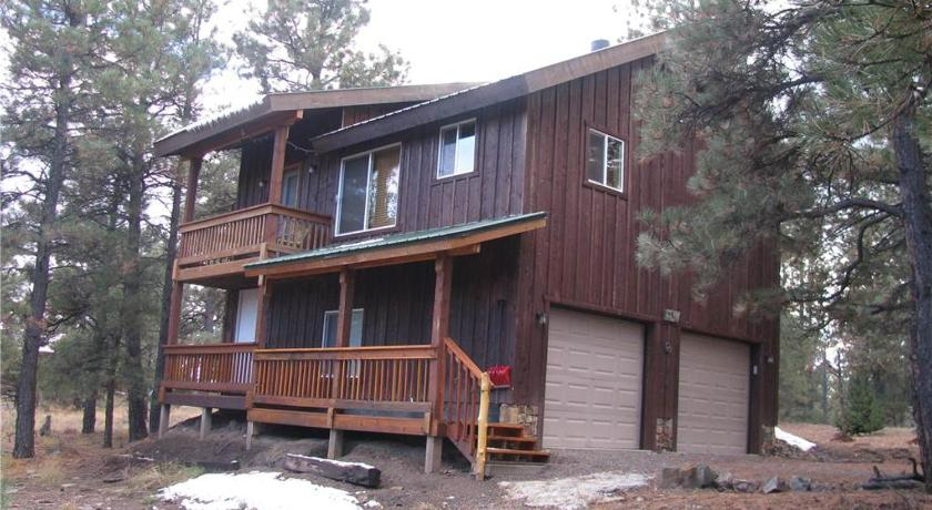The Nest in Pagosa Springs Home