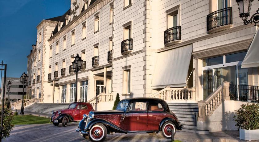 hoteles con encanto en albacete  37