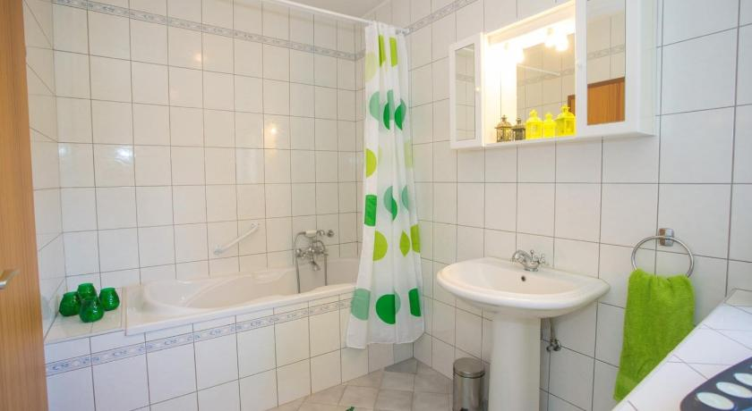 Apartment with Sea View - Bathroom Casa Sabatti