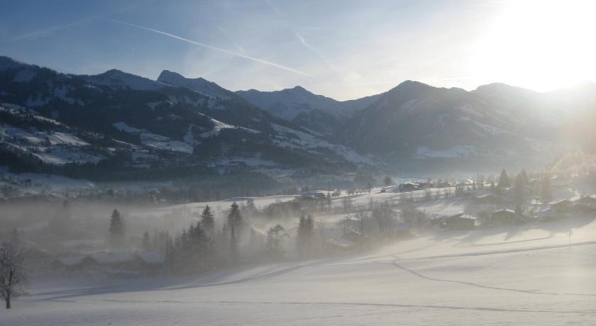 Pension Hinterseer Bergwerksweg 3 Kitzbühel