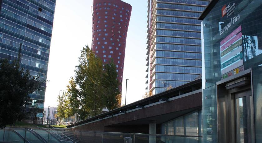 Fira Barcelona Apartments Apartments in different locations L'Hospitalet de Llobregat