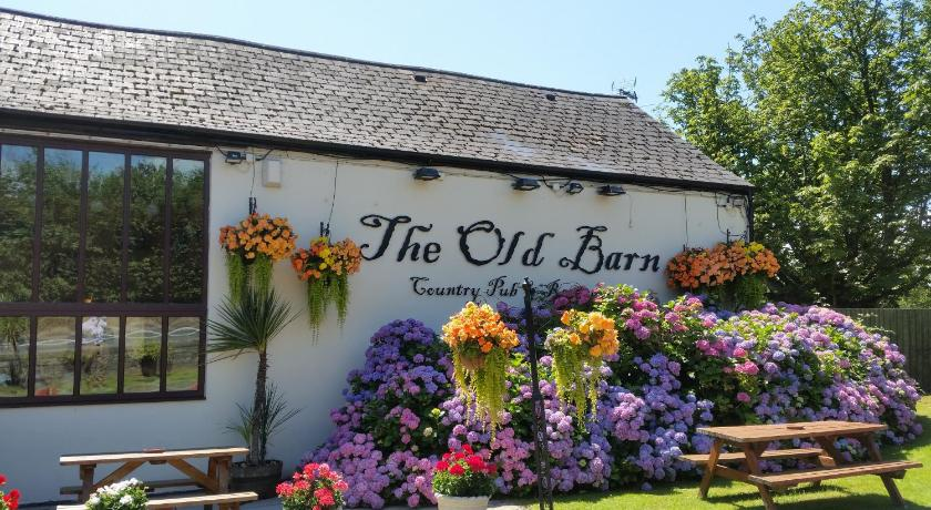 More about The Old Barn Inn