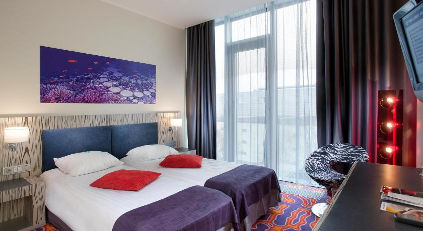 Standard Single Room with Spa Access - Guestroom Tallink Spa & Conference Hotel