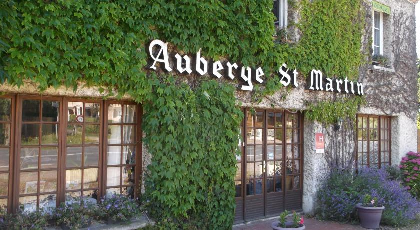 More about Auberge Saint Martin