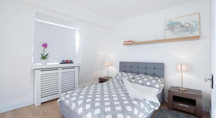 2 double bedroom apartment in kensington and chelsea zone 1
