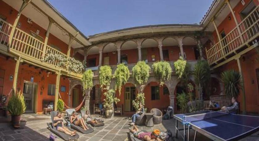 More about Ecopackers Hostels