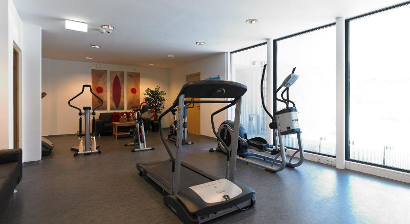 fitnesscenter AlpinLodges Kühtai