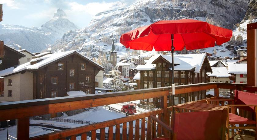 Chalet Annelis Apartments. Zermatt ...