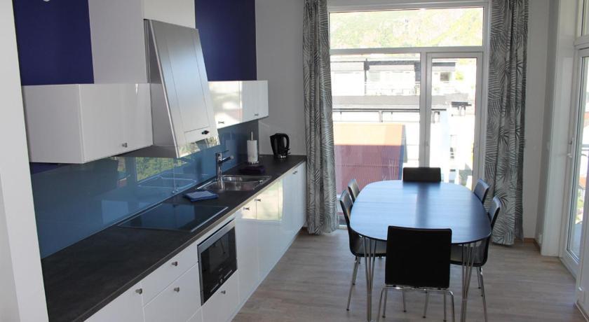 Svolvær Havn Apartments Skolegata 6 Svolvær