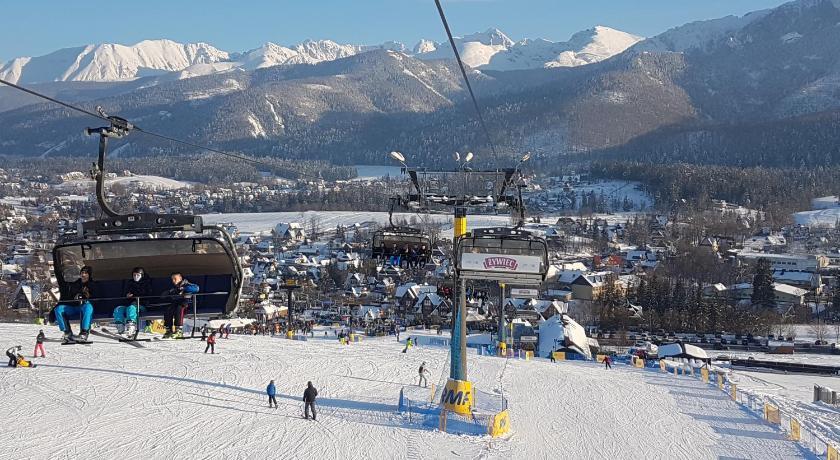 Polana Szymoszkowa Ski Resort Chamerion Apartments Zakopane
