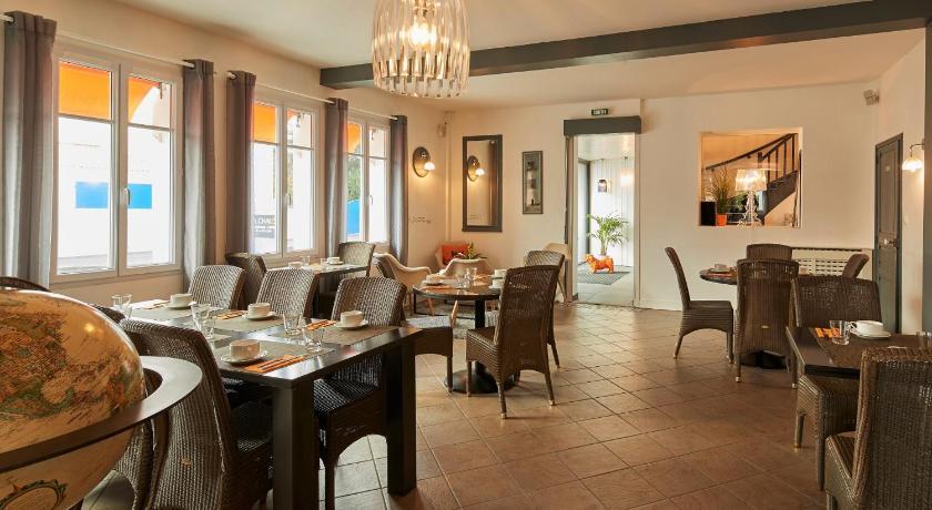 Hotel La Chaize 23 Avenue De Victoire Noirmoutier En LIle