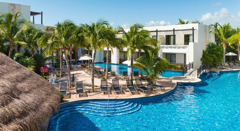 Azul Beach Resort Riviera Maya Gourmet