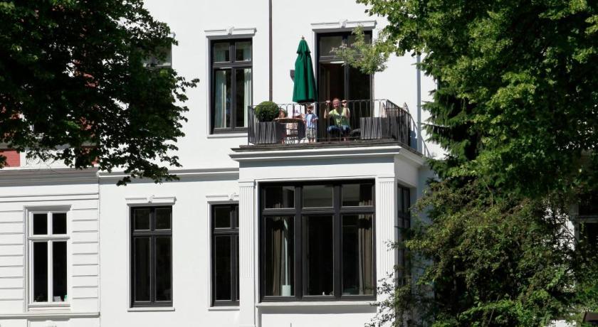 von Deska Townhouses - The White House Rothenbaumchaussee 197 Hambourg